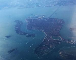 Foto CM 2017 in volo dal Marco Polo:  Eterna Venezia ESCAPE='HTML'